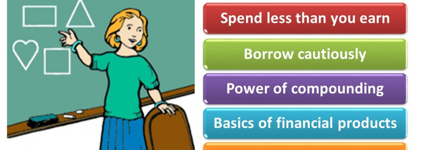 5 things about money that should be taught in school
