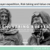 Himalayan expedition, Risk taking, and Value creation