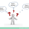Smart Answers vs. Right Answers vs. Simple Answers