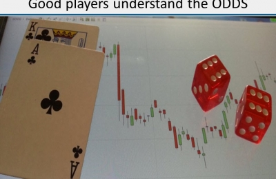 Good players understand the ODDS