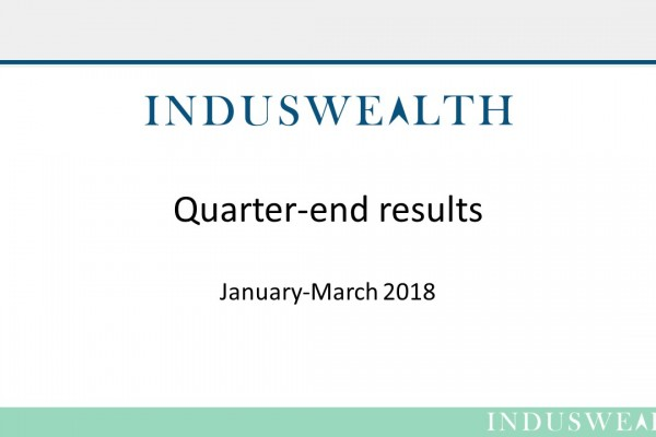Jan-Mar 2018 Results