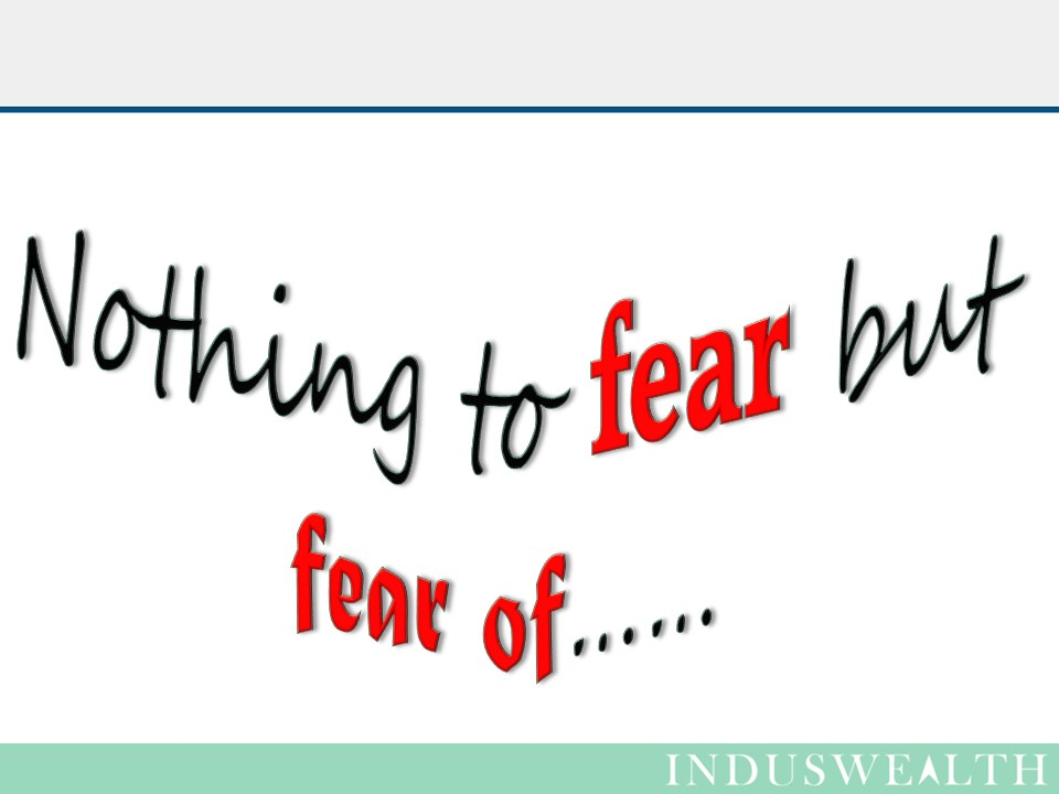 Nothing to fear but