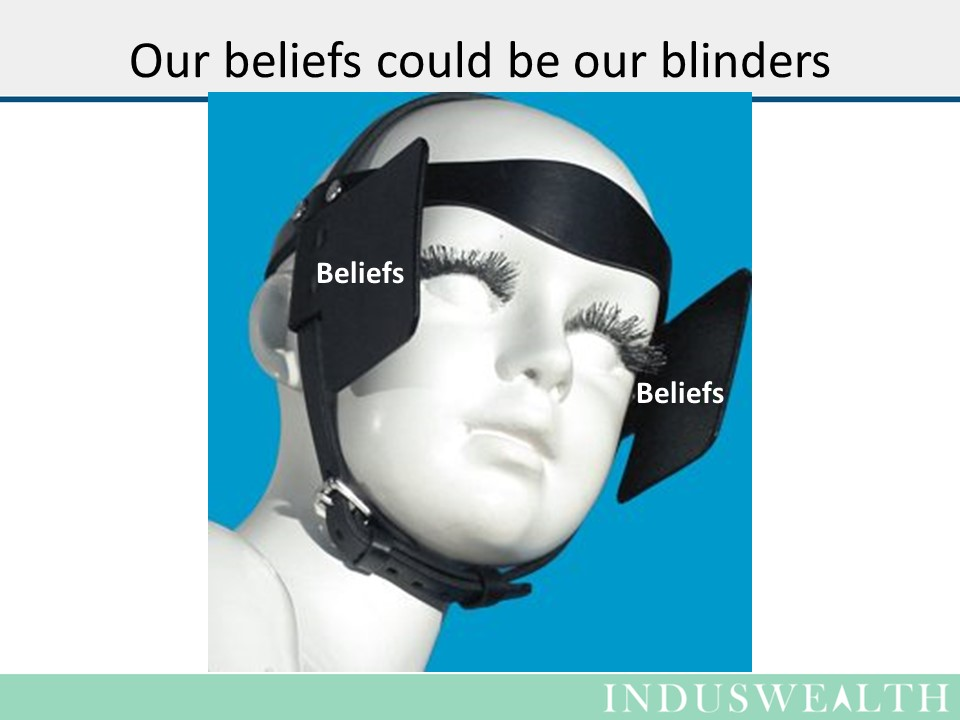 beliefs-blinders
